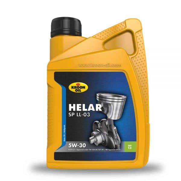 Engine Oil Mauritius - 12x1 L bottle Kroon-Oil Helar SP LL-03 5W-30