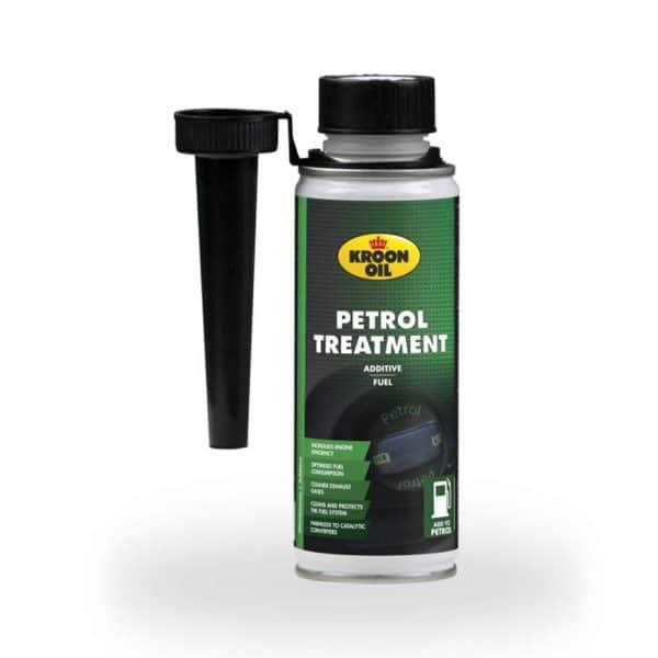 Kroon Oil Additive - 12x250 ml tin Kroon-Oil Petrol Treatment