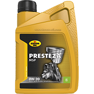 Presteza Engine Oil