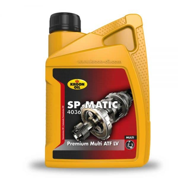 12x1 L bottle Kroon-Oil SP Matic 4036