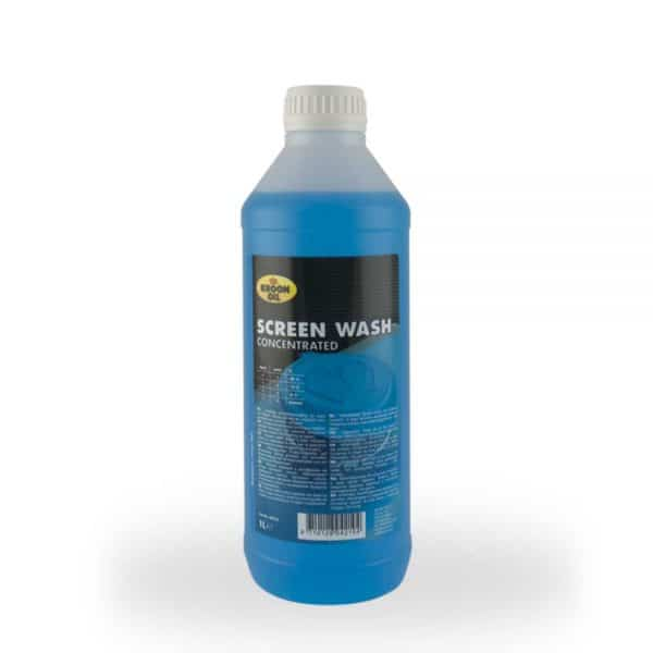12x1 L bottle Kroon-Oil Screen Wash Concentrated Cleaning and Washing Products Mauritius