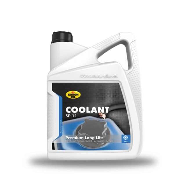Coolant Mauritius - 4x5 L can Kroon-Oil Coolant SP 11