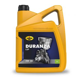 Engine Oil Mauritius - 4x5 L can Kroon-Oil Duranza LSP 5W-30