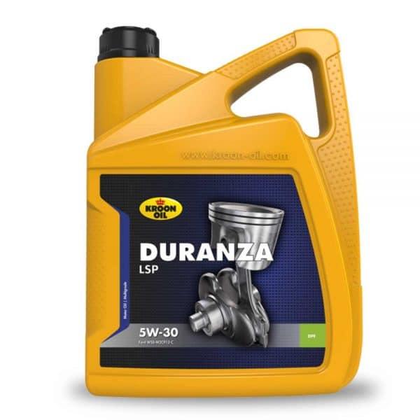 Engine Oil Mauritius - 4x5 L can Kroon-Oil Duranza LSP 5W-30