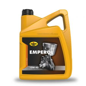 Engine Oil Mauritius - 4x5 L can Kroon-Oil Emperol 10W-40