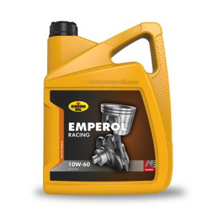 Engine Oil Mauritius - 4x5 L can Kroon-Oil Emperol Racing 10W-60