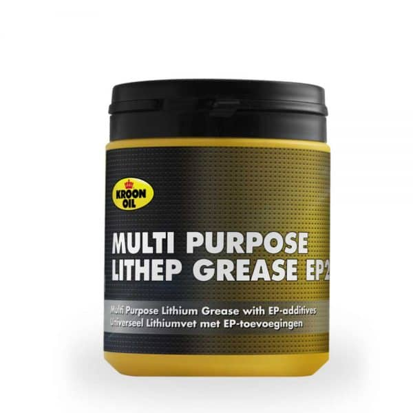 6x600 g pot Kroon-Oil MP Lithep Grease EP2