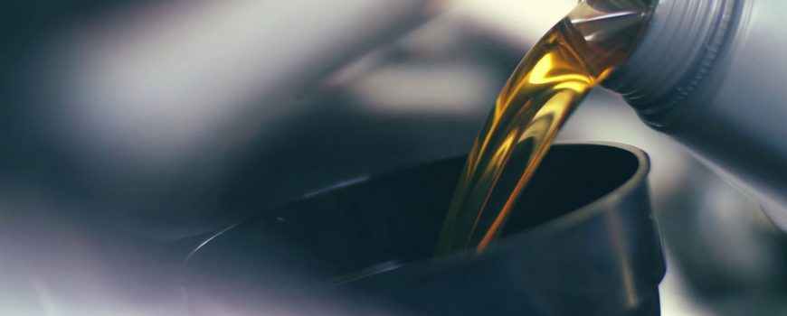 changing your engine oil