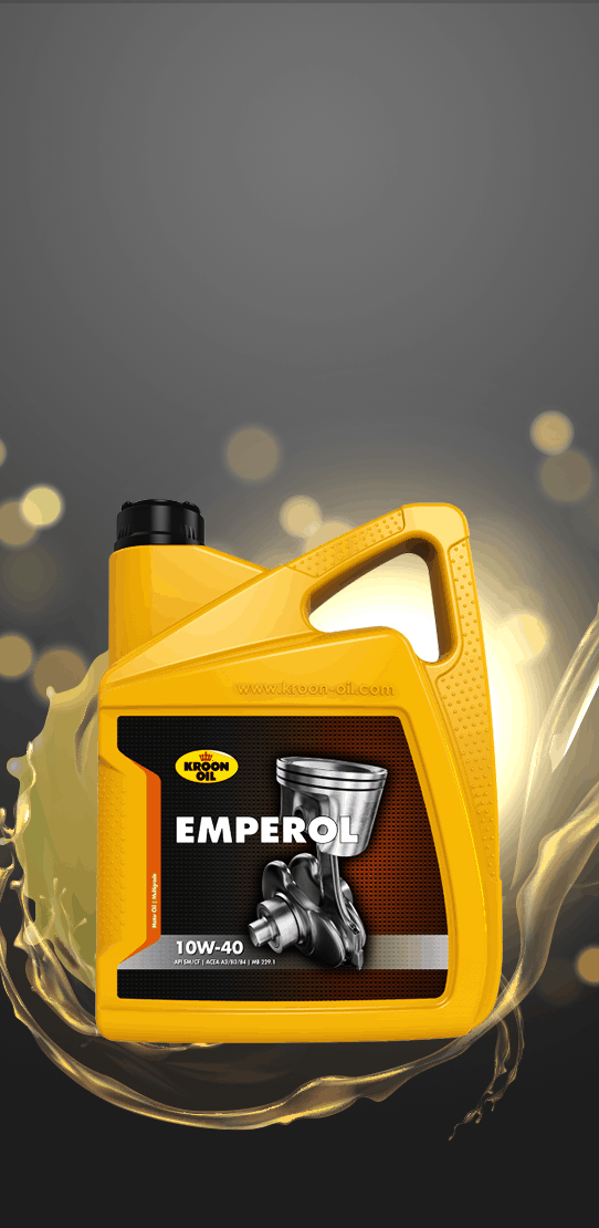 Engine Oil - Emperol Ultra Modern Kroon Oil Mauritius