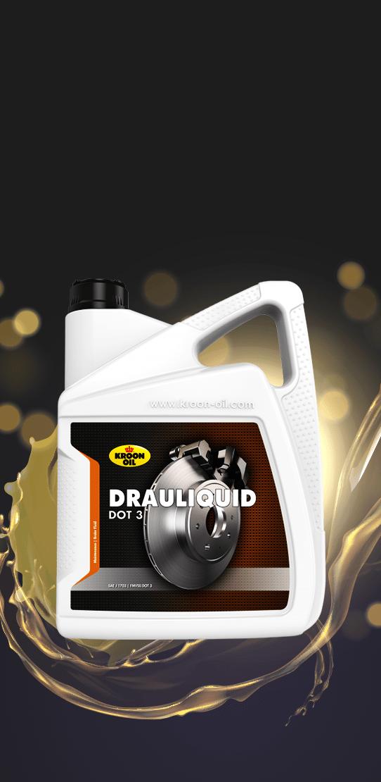Kroon oil mauritius brake fluids