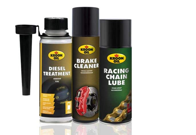 Kroon oil Fluids and cleaners